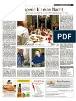 27.02.2014 Mallorca Zeitung. Kuchenperle fur ein Nacht