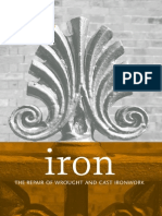 Iron - The Repair of Wrought & Cast Iron