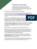 versteckte formulierungen im arbeitszeugnis - Schlechtes Arbeitszeugnis Beispiel
