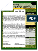 Parent Bulletin Issue 35 SY1314