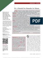 ELTD1, A Potential New Biomarker for Gliomas.12