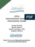 International Student Booklet 2014