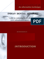 Ocular Prosthesis FINAL 3 / orthodontic courses by Indian dental academy