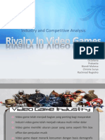 Rivalry in Video Games