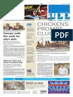 Asbury Park Press May 16, 2014