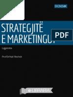 Strategjia e Marketingut Prof.dr .NailReshidi Ek