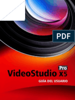 Manual Ulead Videostudio