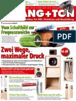 Klang Und Ton Magazin No 01 2013
