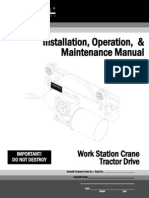 Tractor Drive Manual