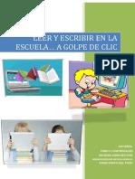 Proyecto de Innovación Educacion y Sociedad