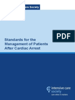 Standards for the Management of Patients After Cardiac Arrest 2008