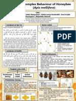 The Complex Behaviour of Honeybee