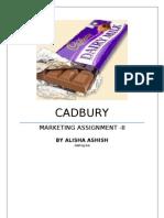 Cadbury marketing strategy