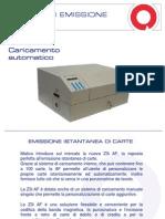 Matica Z3i Automatic feeder