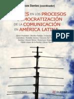 Avances en Los Procesos de Democratización de La Comunicación