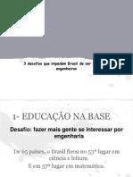 Engenheiros No Brasil