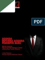 Suara Pembaruan Agraria Edisi 9 _agenda Reforma Agraria Pemimpin Baru