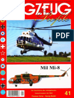 (Flugzeug Profile No.41) Mil Mi-8