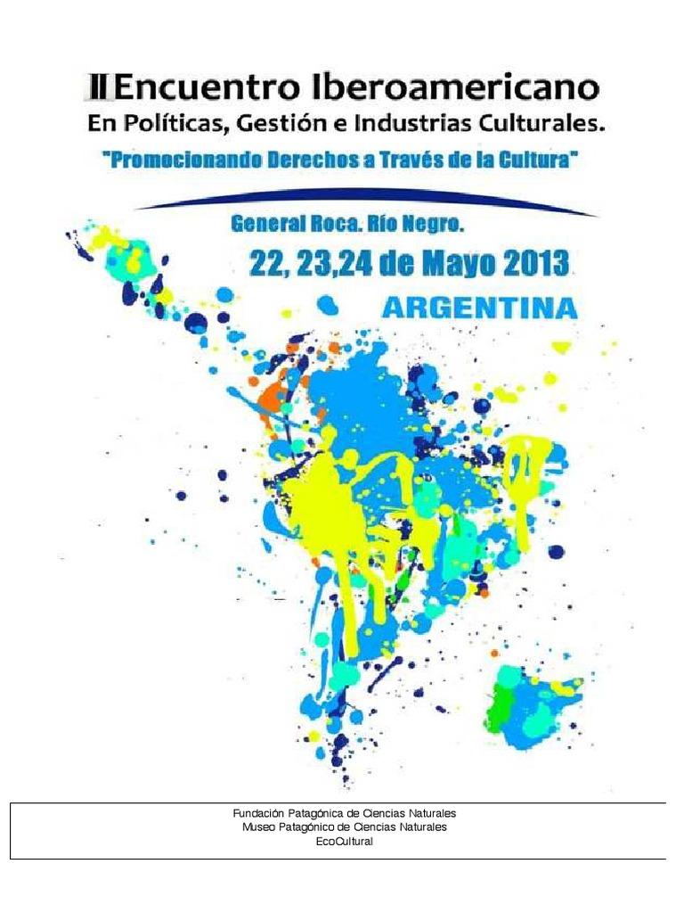 357e3e1f2249 eBook Encuentro Iberoamericano Museo Patagonico