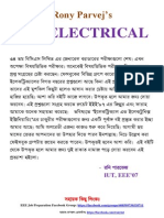 BCS Electrical Questions by Rony Parvej