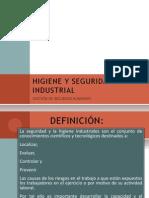 Higiene y Seguridad Industrial[Ws]