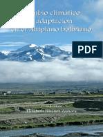 Cambio climático y diversidad de la papa en el altiplano boliviano