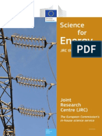 JRC Science for Energy
