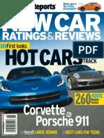 Consumer Reports Car Reviews June