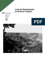 Manual de forestacion para América
