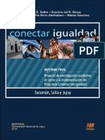 CONECTAR CON IGUALDAD  (Tucumán, Salta y Jujuy)