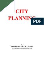 Planning of City
