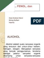 Alkohol, Fenol, Dan Eter