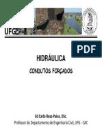 Hidraulica 2012 - Condutos Forçados
