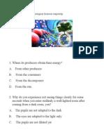 Practice Test in LET Biological Science