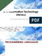 04 Programming Languages