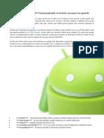 Coduri Android