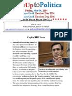 Wake Up to Politics - May 16, 2014