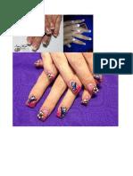 Modele pentru unghii 1
