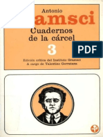 63461199 Gramsci Antonio Cuadernos de La Carcel Tomo 3 OCR Copy