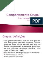 Comportamento Grupal.ppt