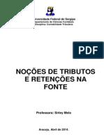 Noções de Tributos e Retenções[1]