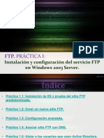 Servicio Ftp Windows