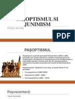Literatura În Perioada Pașoptistă