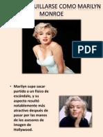 Como Maquillarse Como Marilyn Monroe