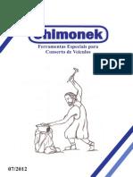 Catálogo ferramentas Chimonek