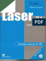 Laser B1 Teacher's Book