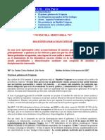 B87- La Union Civica Radical. 2da Parte