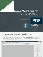 Novo Méticas 3D - Treinamento