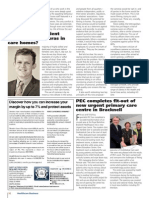 PLMR's Tim Knight writes about patient protection for Healthcare Business News