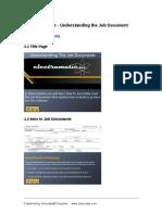 electramatic inc - understanding the job document